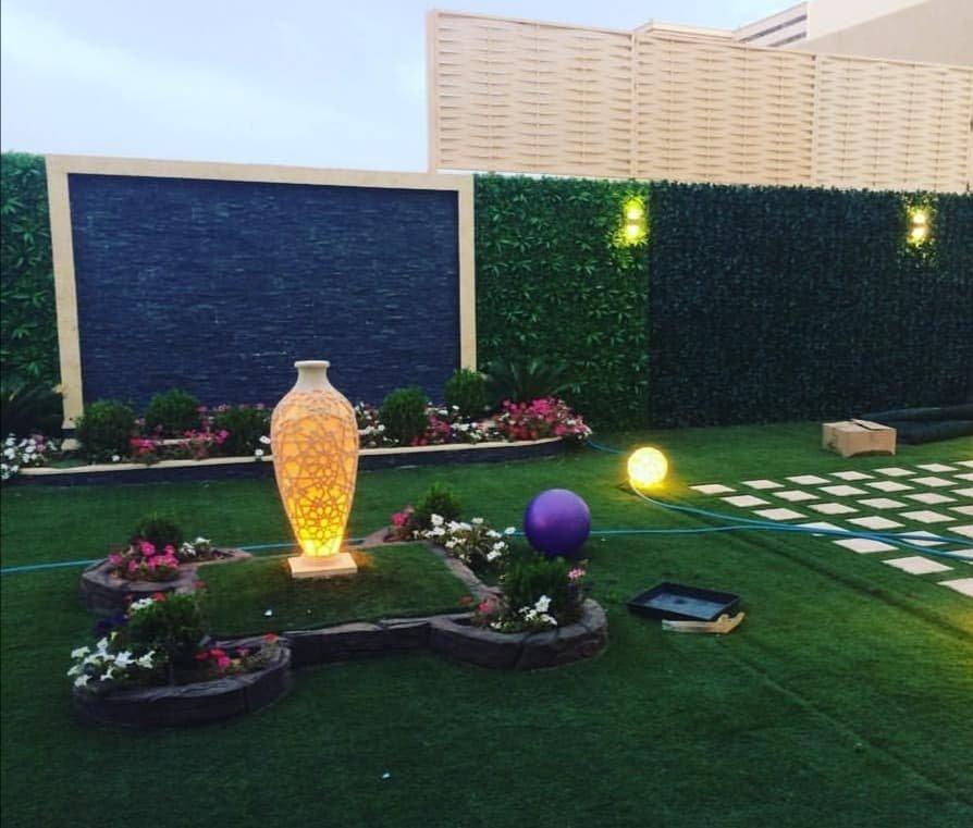 تصميم وتنفيذ حدائق عجمان
