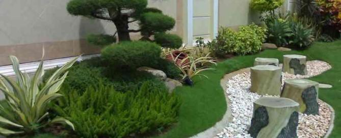 شركة تصميم وتنفيذ حدائق في ابوظبي